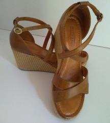Kožne ljetne sandale