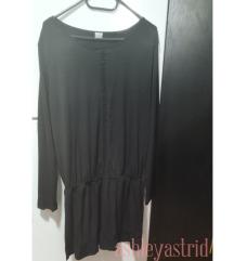 Yamamay crna haljina