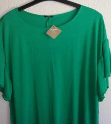 Nova zelena majica Tezenis M/L