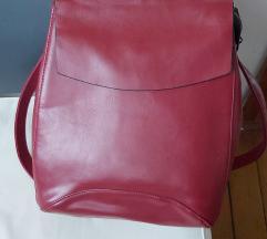 Crveni ruksak - torba