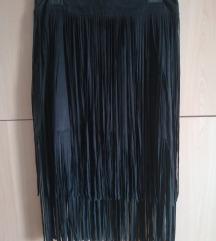 Zara suknja na resice