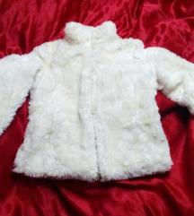 Bijela bunda 36 38
