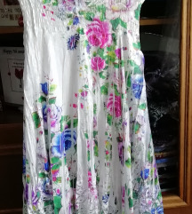 Ljetna sarena haljina vel S/M