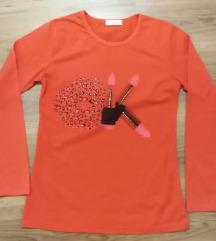 Crvena majica  - vel.164 - 10 kn ili zamjena