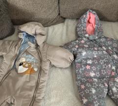 Lot djecja roba za bebu do 6 mjeseci