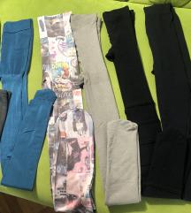 6 novih hilahop čarapa  M