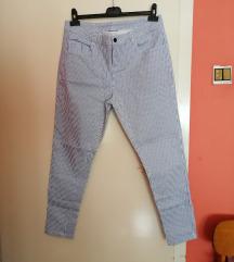 prugaste hlače - mornarski uzorak XL-XXL