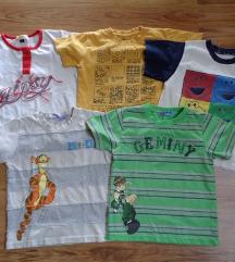 Majice za dječake br. 110-116