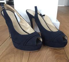 Kraljevsko plave cipele