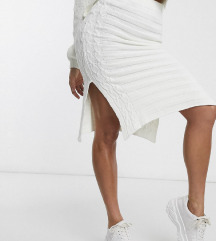 Asos pletena suknja