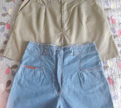 Kratke hlače visoki struk  40 👌🙌