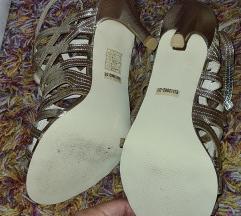 Sandale na stiklu NOVO 40/41
