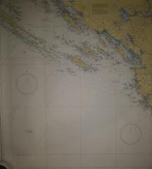 Pomorske karte