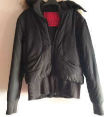 Crna jakna amadeus