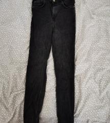 Zara high waist traperice