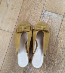Natikače-sandale  kožne Guliver
