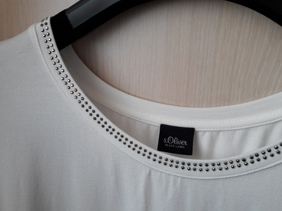 % S'Oliver bijela majica