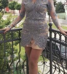 Lukabu svecana haljina