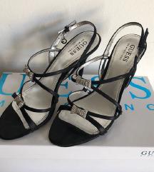 GUESS sandale visoka peta