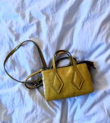 ZARA Žuta torbica