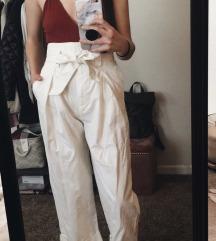 %%% 70kn H&M hlače visokog struka