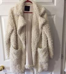 Zara teddy kaput