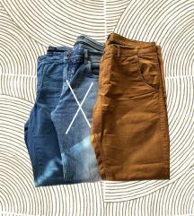 LOT muških hlača traperica vel 44 POKLANJAM
