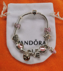 Pandora narukvica, love, nova!