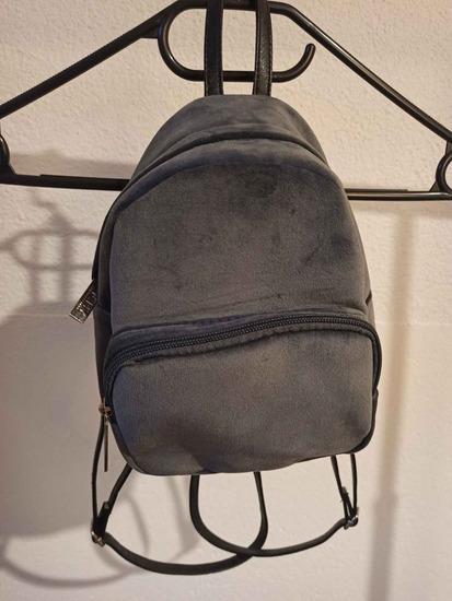 Manji ruksak plišani NOVO