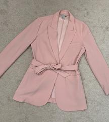 H&M trend roza sako