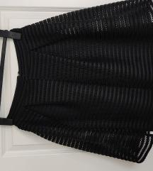 🌺Zara crna suknja 36🌷