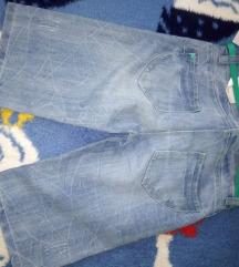 Nove kratke jeans hlace vel.S
