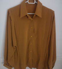 Vintage svilena bluza