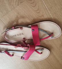kožne sandale Diesel