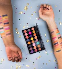 Makeup revolution paleta NOVA