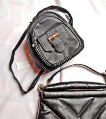 ruksak mali crni