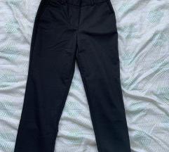 Crne smart casual hlače