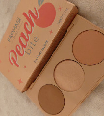 NOVO Farmasi peach bite paleta