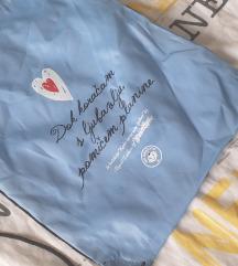 Plava torba/ruksak
