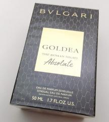 BVLGARI GOLDEA RN ABSOLUTE❤️slanje uračunato