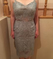Svecana cipkasta haljina