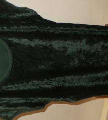 Baršun majica kratkih rukava