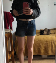 h&m kratke ljetne traperice