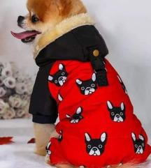 Skafander za psa (dodatne slike)