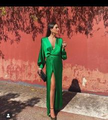 Tražim!! Zara zelena haljina