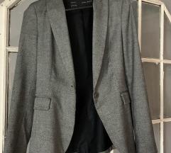 Zara Sivo odijelo