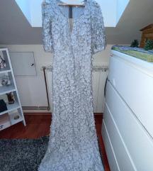 Svečana haljina s 3D cvjetićima