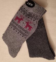 Termo čarape,  dva para u cijeni,  univerzalne
