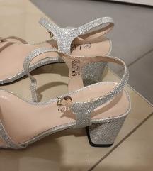 sandale, prigodne za vjenčanje