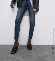 Nove Zara traperice-srednja visina struka